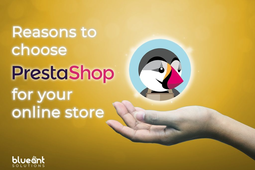 Reason to Choose Prestashop for your ecommerce
